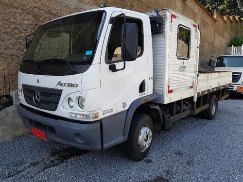 Mercedes-bens 3/4 Acello 815 C Ano 2017 Cabine Suplementar