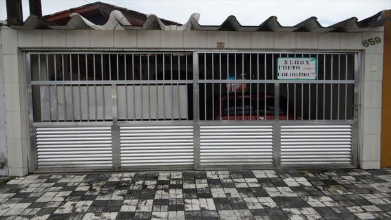Ref.: 314901 - Casa Em Mongaguá, No Bairro Vera Cruz - 2 Dormitórios