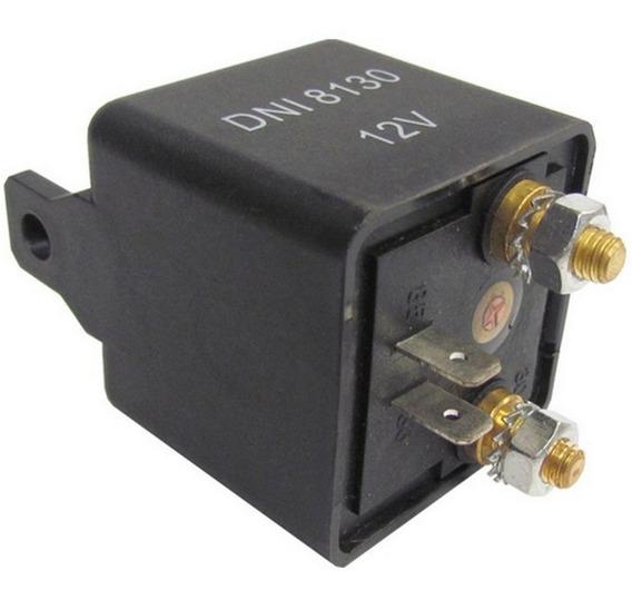 Relé Auxiliar Universal 12v 200a - Dni - Dni8130