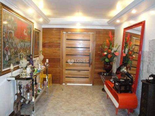 Imagem 1 de 22 de Casa Com 4 Dormitórios À Venda, 430 M² Por R$ 950.000,00 - Rocha - São Gonçalo/rj - Ca18513