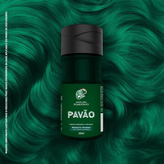 Tinta Pavão Verde 150ml Kamaleão K14559