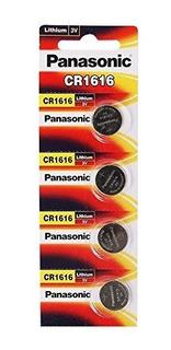 Panasonic Cr1616 3 V Bateria De Litio Coin Cell Dl1616 Ecr16
