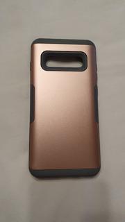 Funda Reforzada Samsung Galaxy S10 Plus (rose Gold)