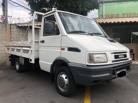 Iveco Daily 3510 Caminhão Com Carroceria