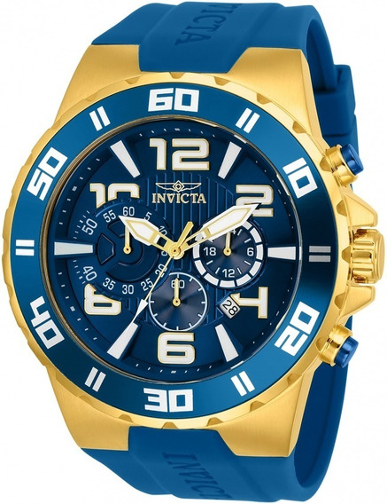 Relógio Invicta Original 24670 Novo Garantia Pro Diver