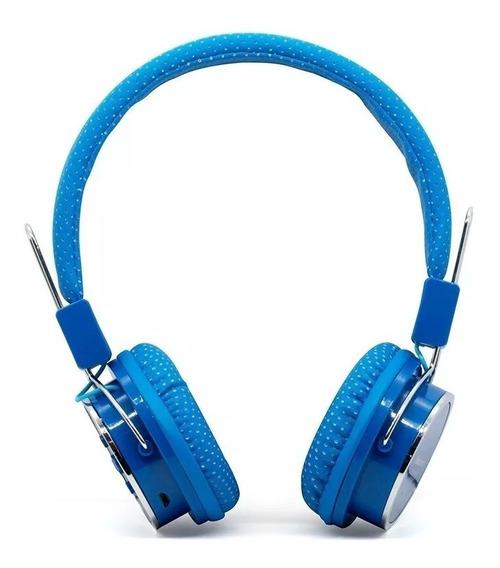 Fone Ouvido Headphone Sem Fio Bluetooth Sd Fm B-05-promoção