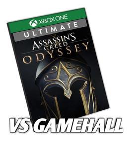 Assassins Creed Odyssey Ultimate Xbox One Digital + Brinde
