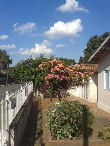 Chácara Com 3 Dormitórios À Venda, 1269 M² Por R$ 650.000,00 - Parque Ortolândia - Hortolândia/sp - Ch0022