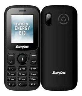 Telefono Basico Energizer E10 Liberado (2g) Todas (12 Nort)
