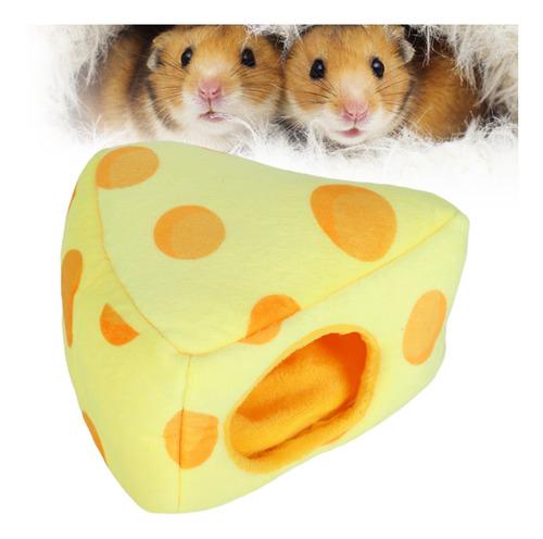 Pequenos Animais Ninho Macio Cama Quente Hamster Mini Pig Qu