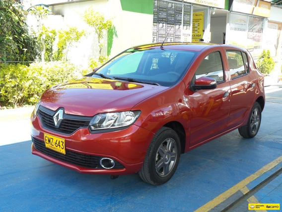 Renault Sandero 1.6 Mt Aa