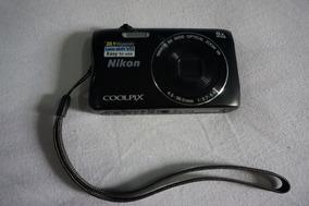 Câmera Digital Nikon Coolpix S3700