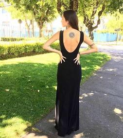 Vestido Asos Sin Espalda
