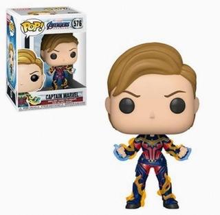 Funko Pop 576 Captain Marvel Avengers Endgame