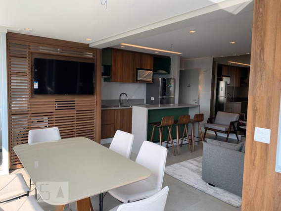 Apartamento Para Aluguel - Vila Olímpia, 1 Quarto, 57 - 893052329