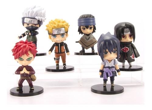 Figuras Muñecos Anime Naruto  Boruto Origen Set  Tipo Nendo