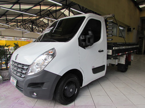 Renault Master Chassi Carroceria 2015