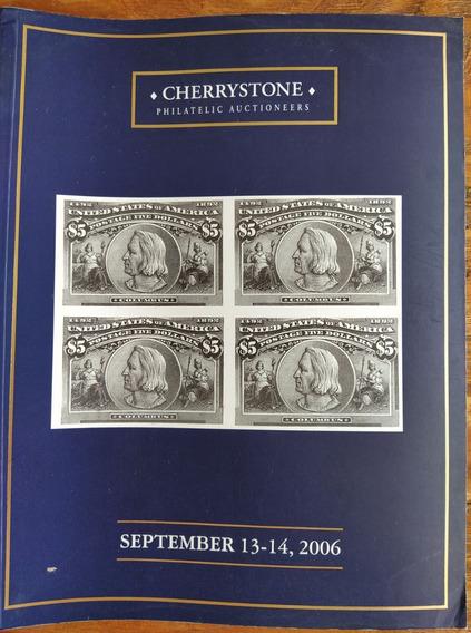 Cherrystone Catalogo Subasta Sep 2006 Rarezas Literatura Ese