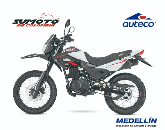 Victory Mrx 125 Moto Enduro Perfecta Para Terreno Destapado