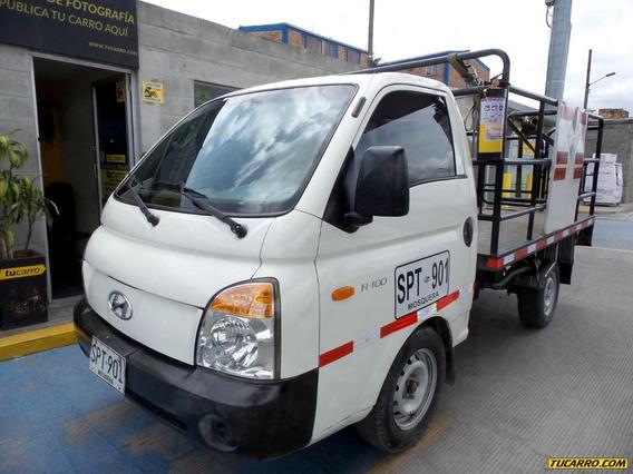 Hyundai H100 Reparto