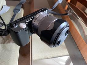 Camera Sony Nex-5+ Lente