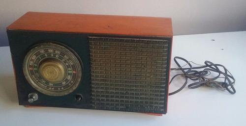 Antigua Radio General Electric. Precio Hasta 17-10 !!
