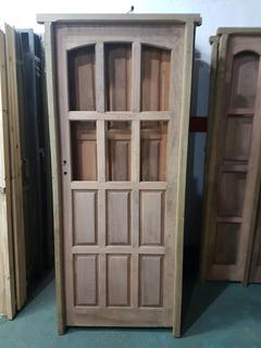 Puertas Ventanas Y Muebles A Medida Y De Madera De Algarrobo