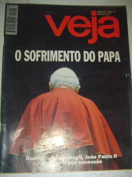 Revista Veja 1445 Papa João Paulo Raça Negra Sirotsky 1996