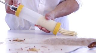 Maquina Churros Caseira Confeitaria Nhoque Biscoitos Doces