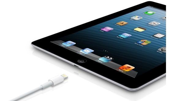 iPad 4 16gb Prata Super Novo Com Capa Em Couro