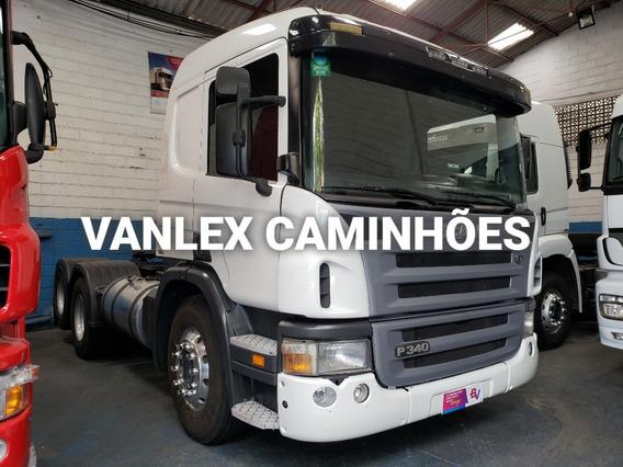 Scania P340 6x2 P 340 Trucada Ñ 2544 Axor P360 Volvo Fh 2536