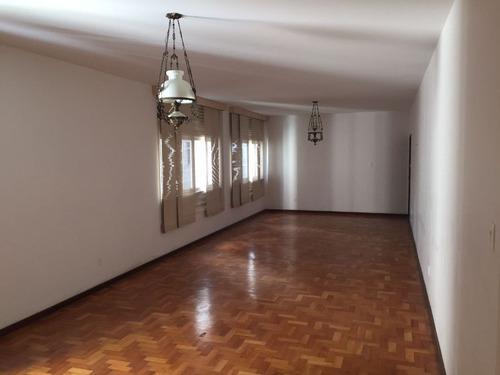 Apartamento Com 230m², 4/4 Sendo 1  Suíte, 3 Salas, Varanda, Dependência Completa, 02 Vagas De Garagem... - Ab004 - 68416845