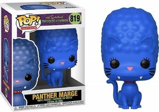 Funko Pop Marge 819 Pantera Panther Simpsons Original Edu