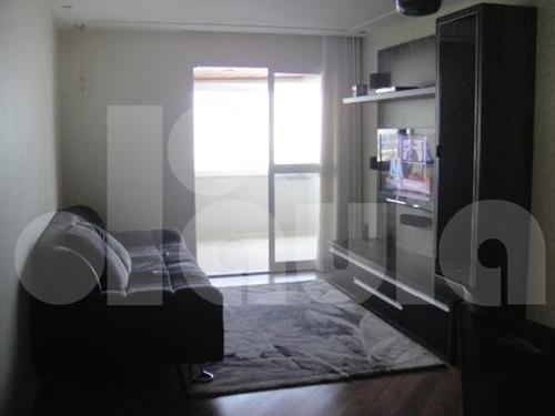 Imagem 1 de 14 de Venda Apartamento Santo Andre Bairro Casa Branca Ref: 4449 - 1033-4449