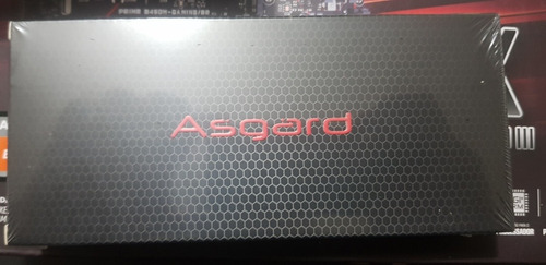 Memória Asgard Loki Rgb 16gb 2x8gb  3200mhz