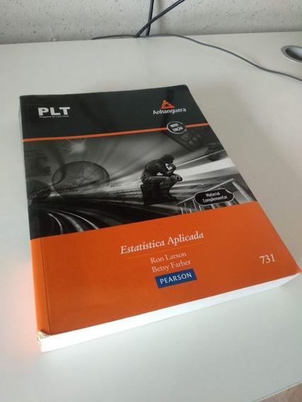 Plt 731 - Estatística Aplicada - Adm -contabilidade