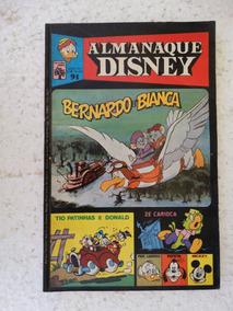 Almanaque Disney Nº 91! Editora Abril Dez 1978!