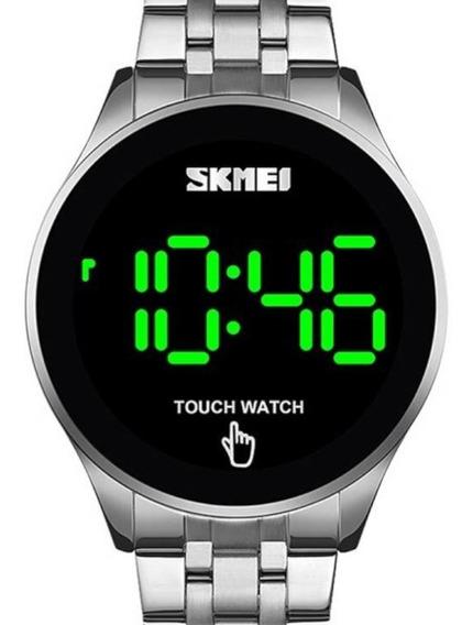 Relógio Masculino Feminino Skmei Digital Touch Screen
