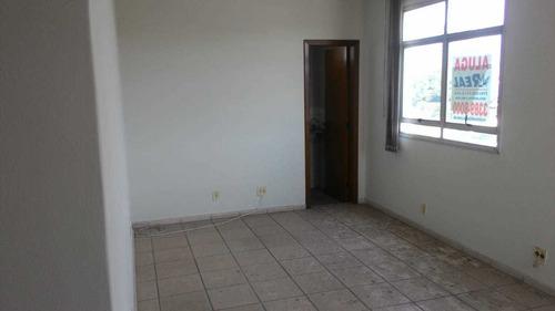 Sala Comercial De 40m² No Barro Preto - Com Garagem - 2165
