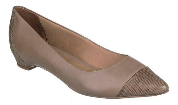 Sapato Feminino Bottero Couro Tanino Mouse - 247602