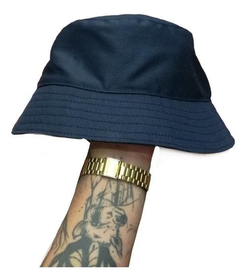 Bucket Oleandder Tandito Azul Marino Liso