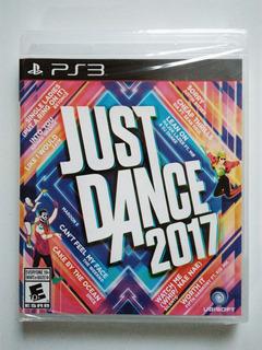 Just Dance 2017 Juego Ps3 Nuevo Y Sellado