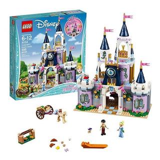 Lego Disney Princess El Sueño Cenicienta Castillo 41154 Buil