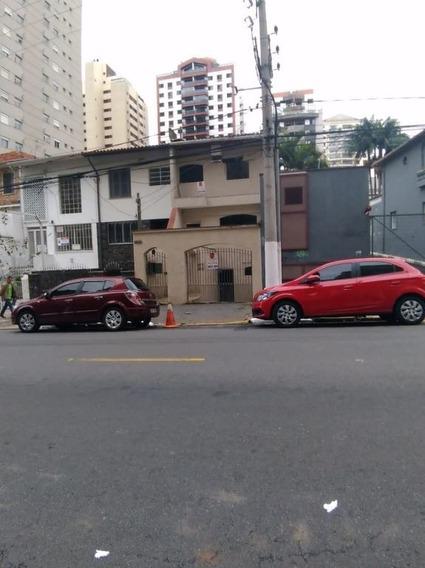 Belo Sobrado Comercial Na Região Da Vila Mariana , A 700 Mts Do Metro Ana Rosa - 345-im345841