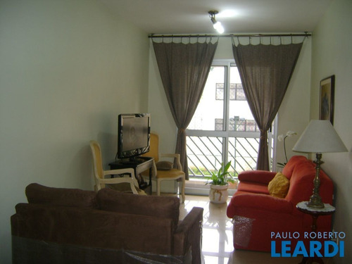 Imagem 1 de 15 de Apartamento - Pompéia  - Sp - 486076