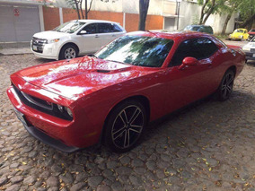 Dodge Challenger 5.7 Rt V8 Piel Q-c At