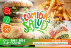 Comida Vegetariana Delivery Avellaneda Rotiseria