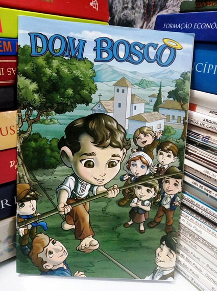Revista Em Quadrinhos Dom Bosco