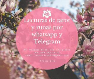 Lecturas De Tarot Por Whatsapp- 1 Pregunta Gratis