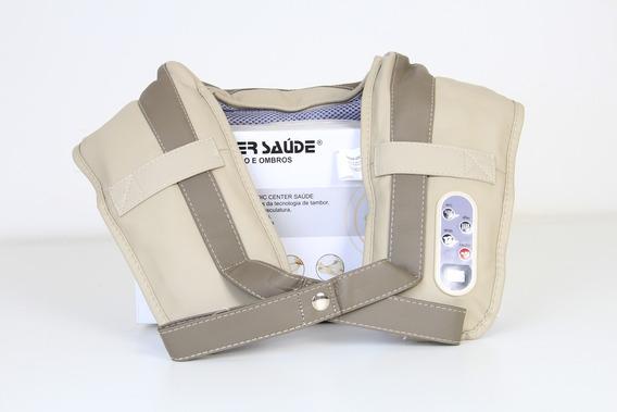 Massageador Pescoço Tapping Tapotagem - Medic Center Saúde